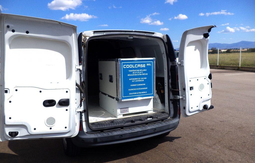 Container réfrigéré Coolcase